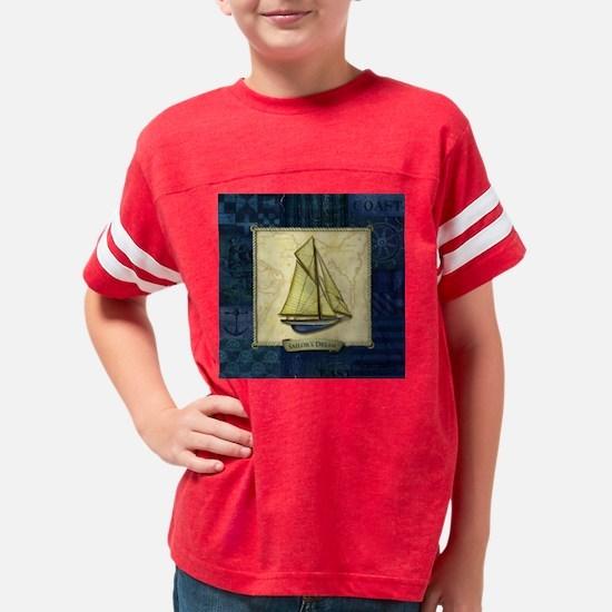 IMAGE15A Youth Football Shirt