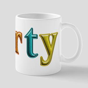 Marty Shiny Colors Mugs