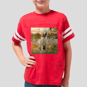 TILE-GARDEN-VG-Spinone5 Youth Football Shirt