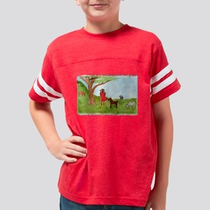 3-theboywatches Youth Football Shirt