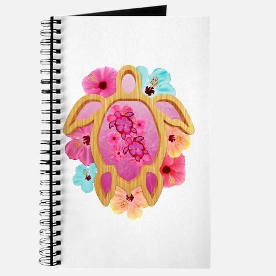 Hawaiian Pink Honu Journal