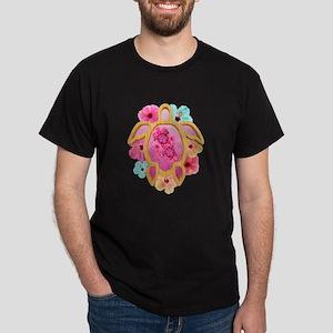 Hawaiian Pink Honu T-Shirt