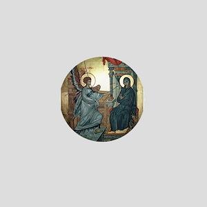 Annunciation Mini Button