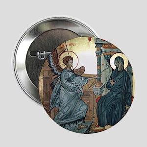 "Annunciation 2.25"" Button"