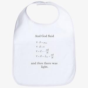 God Said Maxwell's Equations Bib
