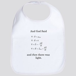 God Said Maxwell's Equations Bib