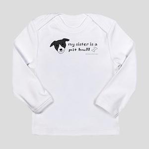 pit bull Long Sleeve T-Shirt