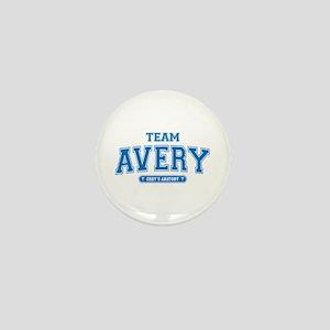 Grey's Anatomy Team Avery Mini Button
