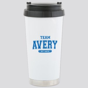 Grey's Anatomy Team Avery Stainless Steel Travel M
