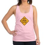 Share The Road Racerback Tank Top