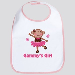 Gammy's Girl Bib