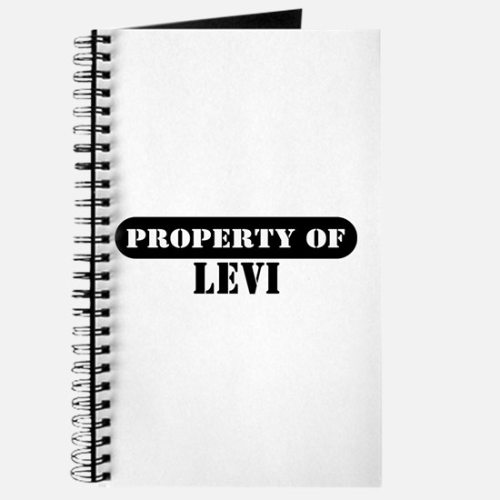 Property of Levi Journal
