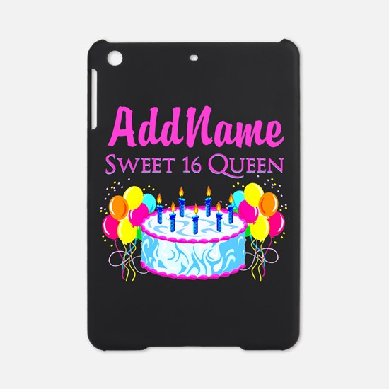 SWEET 16 QUEEN iPad Mini Case