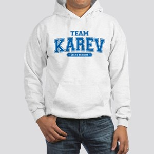 Grey's Anatomy Team Karev Hooded Sweatshirt