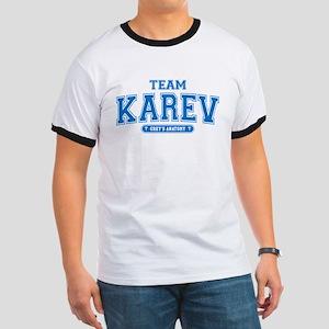 Grey's Anatomy Team Karev Ringer T-Shirt