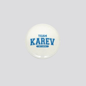 Grey's Anatomy Team Karev Mini Button