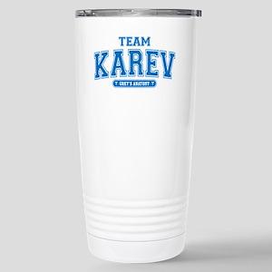 Grey's Anatomy Team Karev Stainless Steel Travel M