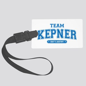 Grey's Anatomy Team Kepner Large Luggage Tag