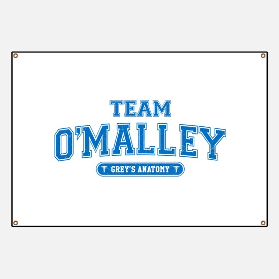 Grey's Anatomy Team O'Malley Banner