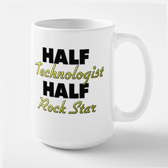 Half Technologist Half Rock Star Mugs