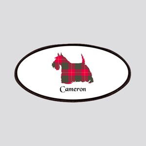 Terrier - Cameron Patches