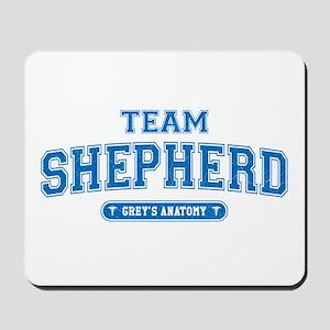 Grey's Anatomy Team Shepherd Mousepad