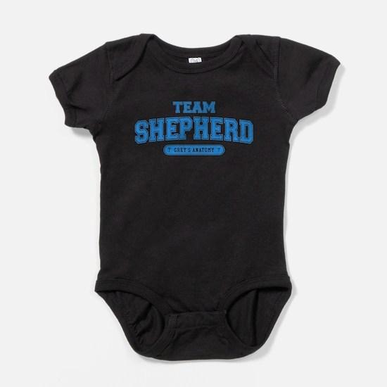 Grey's Anatomy Team Shepherd Baby Bodysuit