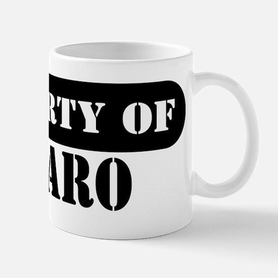 Property of Lazaro Mug