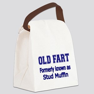 OLD FART Formerly know as Stud Muffin 4 Canvas Lun