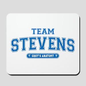 Grey's Anatomy Team Stevens Mousepad