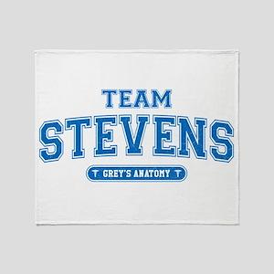 Grey's Anatomy Team Stevens Stadium Blanket