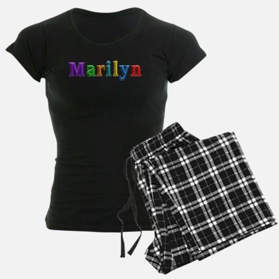 Marilyn Shiny Colors Pajamas