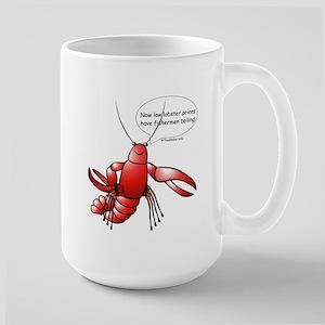 Lobster Comics Mugs
