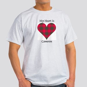 Heart - Cameron Light T-Shirt