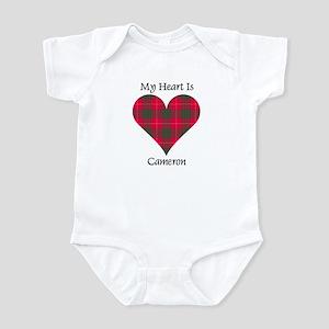 Heart - Cameron Infant Bodysuit