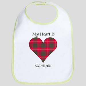 Heart - Cameron Bib