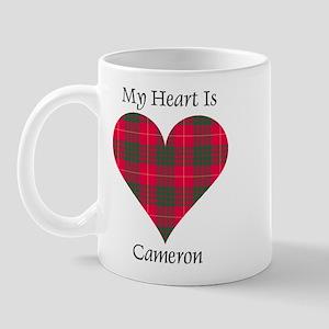 Heart - Cameron Mug