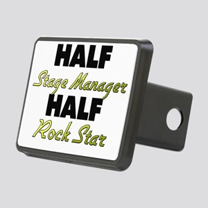 Half Stage Manager Half Rock Star Hitch Cover