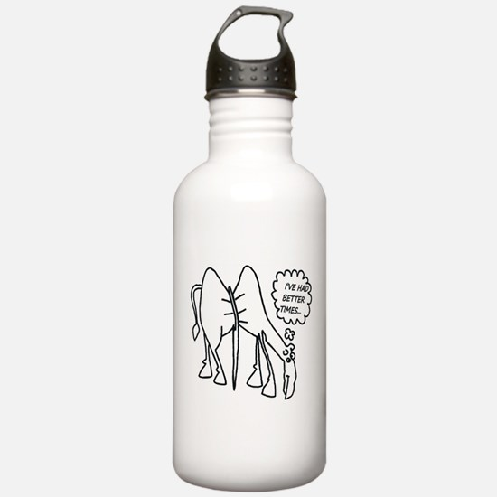 Funny Horse Water Bottle