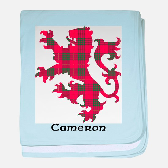 Lion - Cameron baby blanket