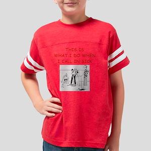 croquet Youth Football Shirt