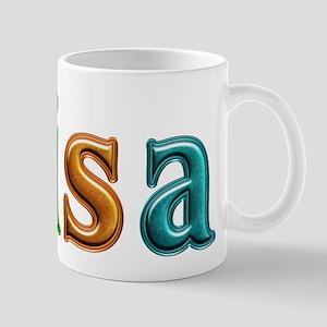 Lisa Shiny Colors Mugs