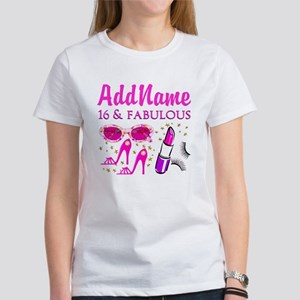 SNAZZY 16TH Women's T-Shirt
