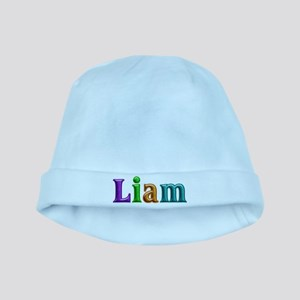 Liam Shiny Colors baby hat