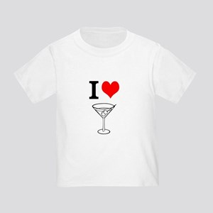 Martini Love T-Shirt