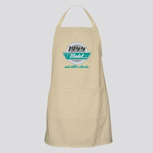 1944 Birthday Vintage Chrome Apron