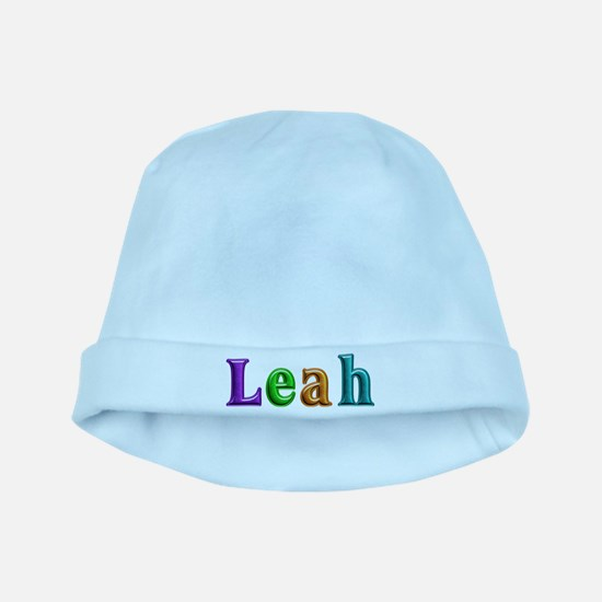 Leah Shiny Colors baby hat