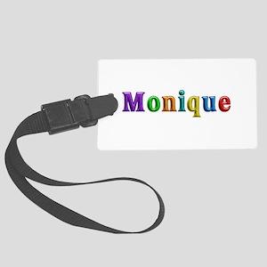 Monique Shiny Large Luggage Tag