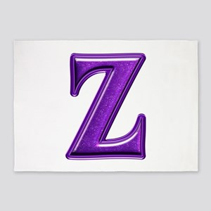 Z Shiny Colors 5'x7' Area Rug