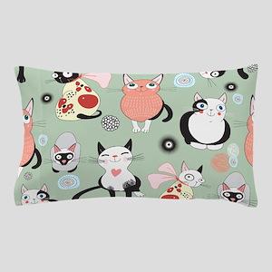 Cute Cats Pillow Case